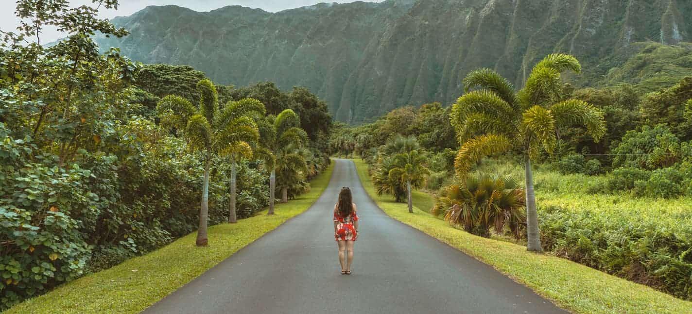 Mijn vakantie naar Hawaï