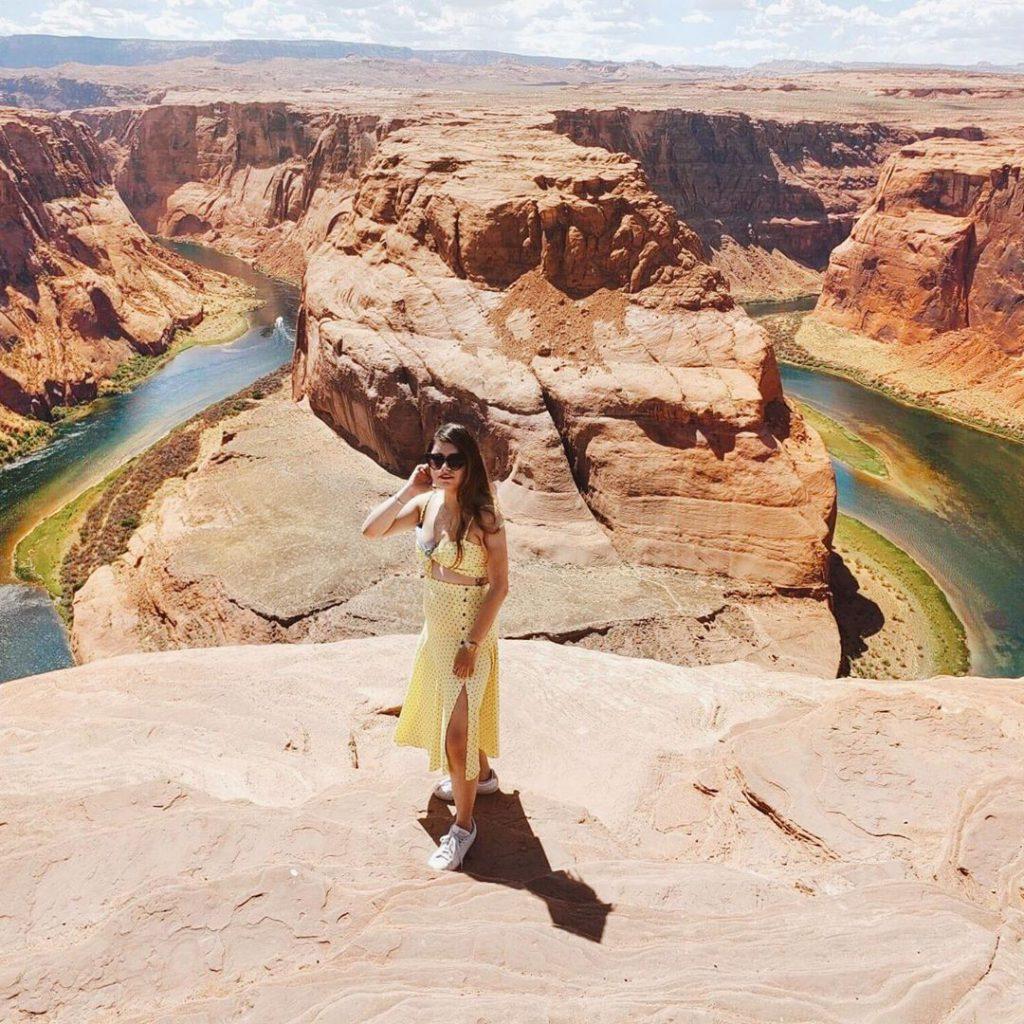 De 10 meest geïnstagramde plaatsen in Amerika
